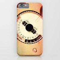 iPhone & iPod Case featuring Old photo device  by Julia Kovtunyak