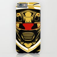 Red Ranger iPhone 6 Slim Case