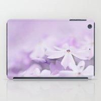 Purple Phlox iPad Case
