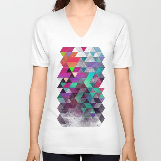 Hyzzy V-neck T-shirt