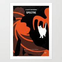 No277-007-2 My Spectre M… Art Print