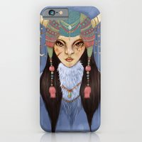 Mongolian Princess iPhone 6 Slim Case