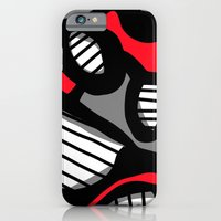 iPhone & iPod Case featuring Family Tension by Flash Goat Industries