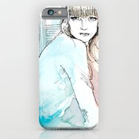 iPhone & iPod Case featuring You Just Can Never Tell by Rive Gauche Craft