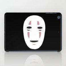 Spirited Away No Face iPad Case