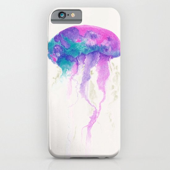 Jellyfish #1 iPhone & iPod Case