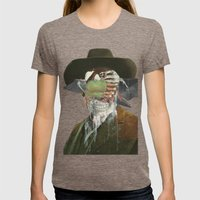 Leave Me No Choice But T… Womens Fitted Tee Tri-Coffee SMALL