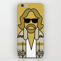 Dude iPhone & iPod Skin