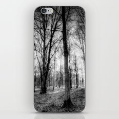The Forest Of Haunting iPhone & iPod Skin