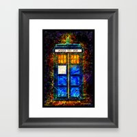 Regeneration Framed Art Print
