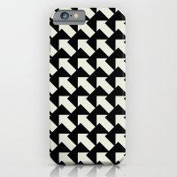 White Arrows iPhone 6 Slim Case