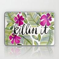 Killin' It – Tropical … Laptop & iPad Skin