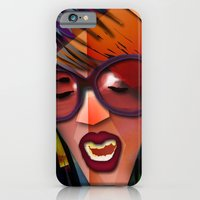 Wild Heart iPhone 6 Slim Case