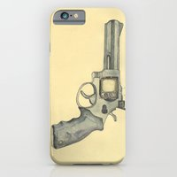 iPhone & iPod Case featuring killer television by Annie illustrations