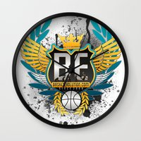 Freestyle Design Steuf Wall Clock
