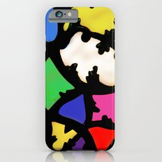 turkish in bright colors iPhone 6 Slim Case