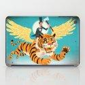 Abe Lincoln Flies a Tiger iPad Case