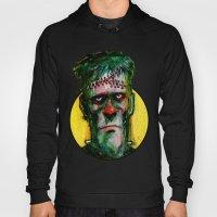 Frankensteins Monster is tired Hoody
