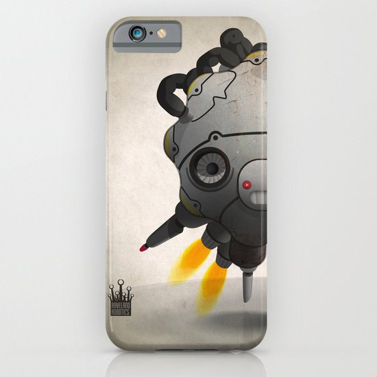 Antigravity Prototype V-3.03 iPhone & iPod Case