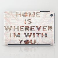 HOME (Ohio) iPad Case
