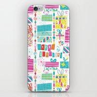 Happy Presents iPhone & iPod Skin