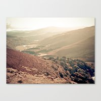 Mountains Of Ireland. Canvas Print