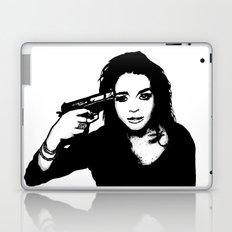Lindsay Lohan. Laptop & iPad Skin