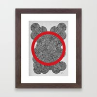 - Billes - Framed Art Print