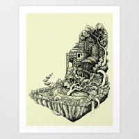 Landscape 01 Art Print
