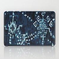 SATELLITE TRIBAL - INDIG… iPad Case