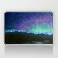 Arctic Aura - Painting Laptop & iPad Skin