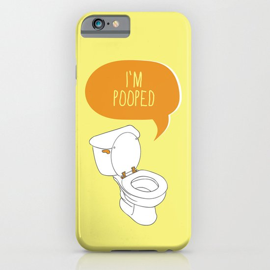 Toilet Pun iPhone & iPod Case