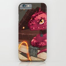 The Dragon Library iPhone 6 Slim Case