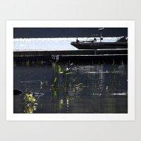 lakesprouts Art Print