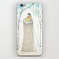 A different Rapunzel iPhone & iPod Skin