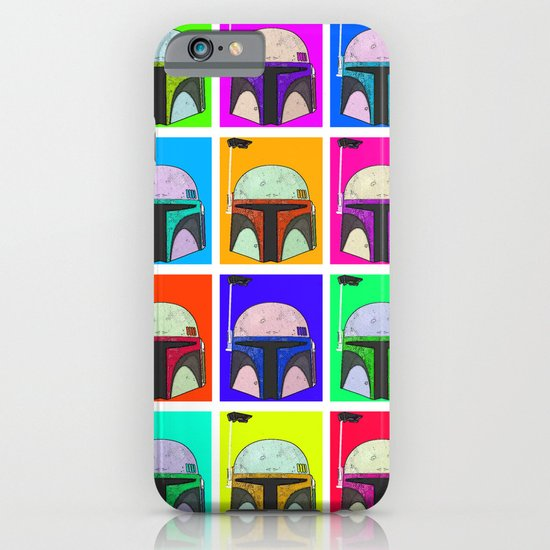 Boba-Hol iPhone & iPod Case