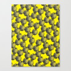 Rivets  Canvas Print
