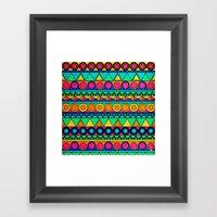Funke Framed Art Print
