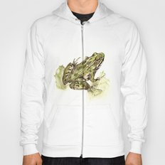 Northern Leopard Frog Hoody