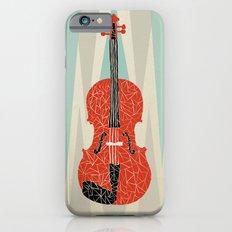 The Red Violin iPhone 6 Slim Case