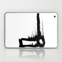 Falling Match Stick Laptop & iPad Skin