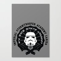 Imperial Academy Canvas Print