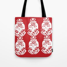 oval Tote Bag