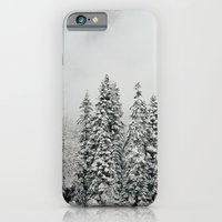 iPhone & iPod Case featuring Winter Wonderland by RDelean
