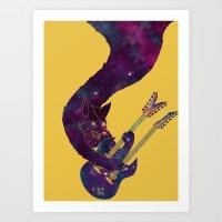 Starfox 6464 Art Print