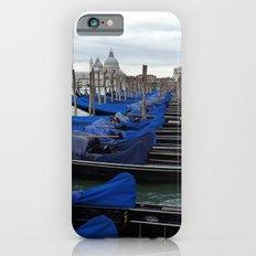 Gondolas to Venice iPhone 6 Slim Case