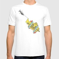 This Is An Adventure | T… Mens Fitted Tee White SMALL
