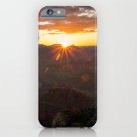 Grand Canyon National Park - Sunrise at South Rim iPhone 6 Slim Case