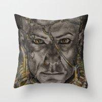 Xerxes Throw Pillow
