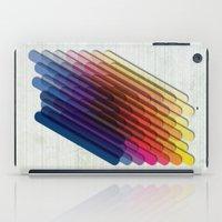 LollyStick Rainbow iPad Case
